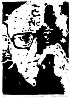 Friedrich Dürrenmatt, 22 x 15 cm
