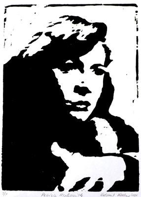 Patricia Highsmith, 22 x 15 cm