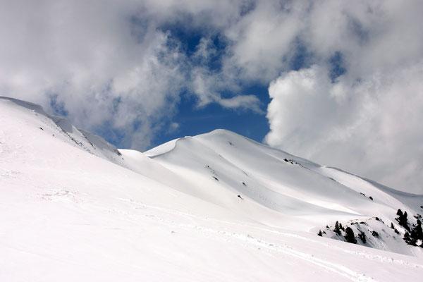 FEBRUAR 2016 - Wenn Berge rufen ..