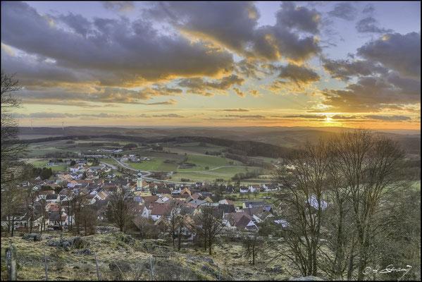 10 Blich vom Schlossberg