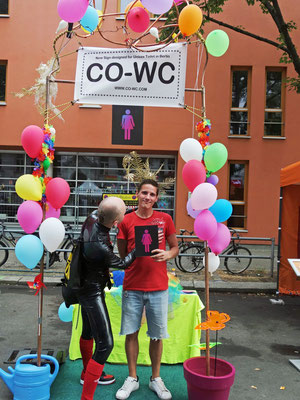 Lesbian and Gay City Festival Berlin