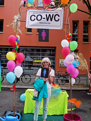 CO-WC at Lesbian and Gay City Festival Berlin