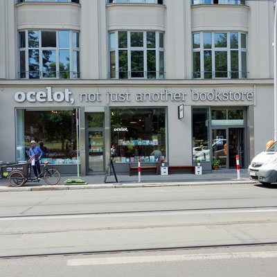 ocelot, not just another bookstore / CO-WC