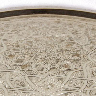 Orientalischer Tisch mit gemusterter Tischplatte - CASAORIENT Stuttgart