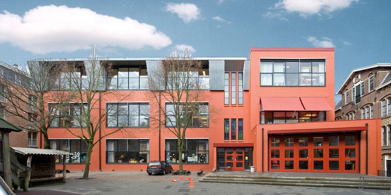 Groningen - Sint Michaëlschool (uitbreiding 2de verdieping))