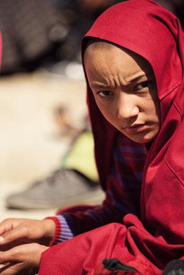 Buddhistisches Mädchen I Ladakh