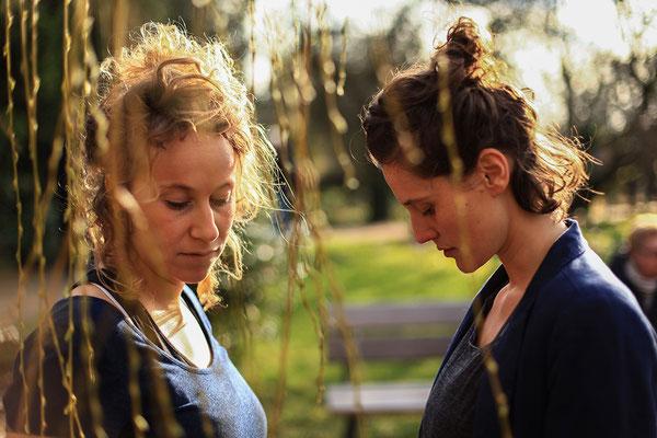 Melanie Monyer & Manuela Frauenrath  I  Schauspielerin