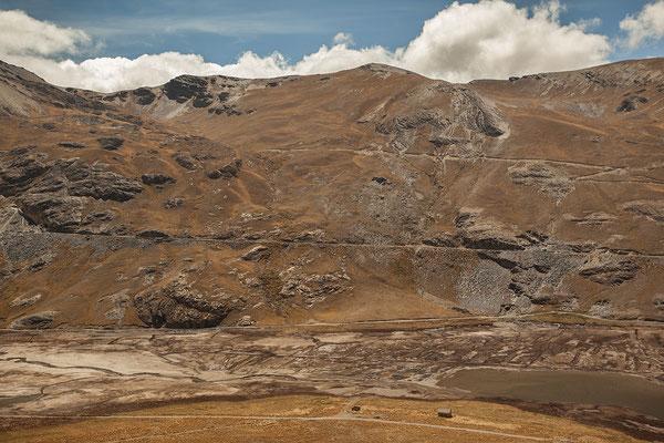 La Paz Umgebung, Bolivien