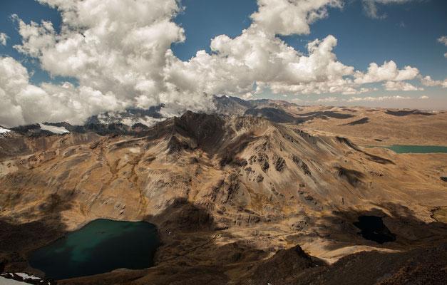 Pico Austria, Bolivien
