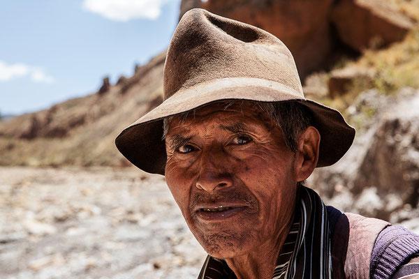 Ein Scharfhirte I Bolivien