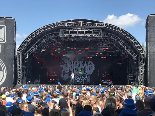 Nemo @ Heiteren Festival Zofingen 2017