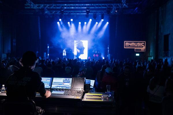 Manillio Plus-Minus Tour @ M 4 Music Zürich 2019 © Manuel Lopez
