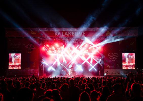 Lakelive Festival Biel 2018 © Manuel Lopez