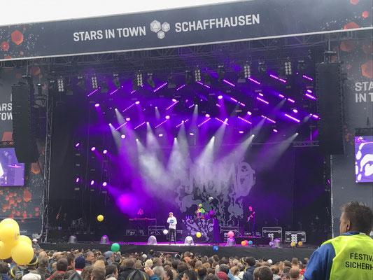 Nemo @ Stars in Town Schaffhausen 2017