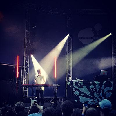 Nemo @ Blue Balls Festival Luzern 2017