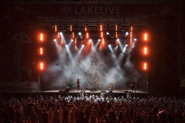 Lightdesign and FOH @ Lakelive Festival Biel © Florian Schneiter
