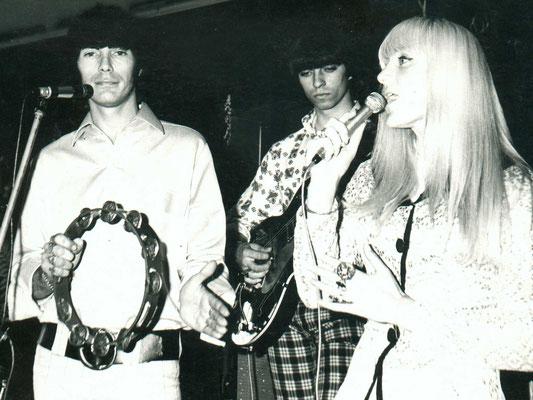 """Beat-Duo """"Adam & Eve"""", in den 60s oft auf Hanauer Bühnen zu Gast"""