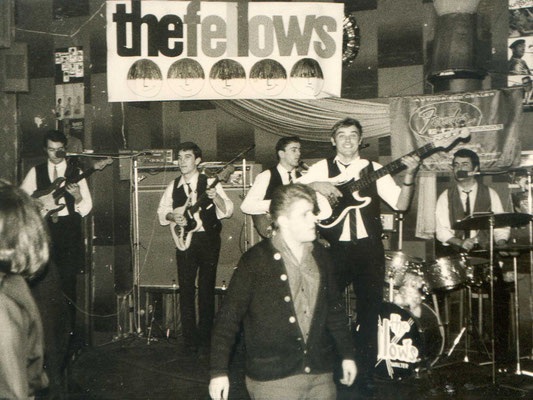 "Hanauer Beat-Band ""The Fellows"""
