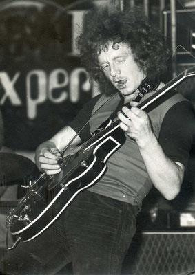 "Leslie Link – Gitarrist der Hanauer Beat- / Psychedelic-Band ""Orange Peel"""