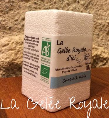 La Gelée Royale