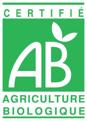 Logo Agriculture Biologique français
