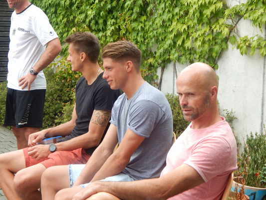 Torhüter der CH-Bundesliga
