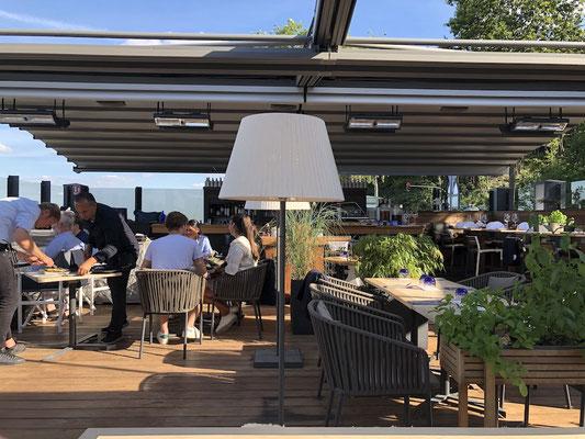 Gastronomie Terrasse