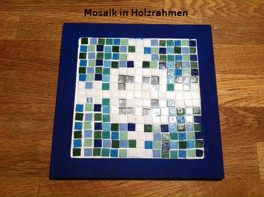 Untersetzer. Mosaik
