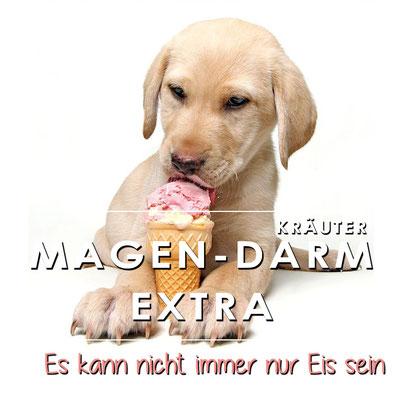 Kräuter für Hunde gegen Magen-Darmbeschwerden