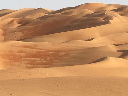 schöne Wüste