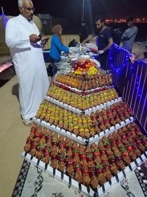 arabisches BBQ
