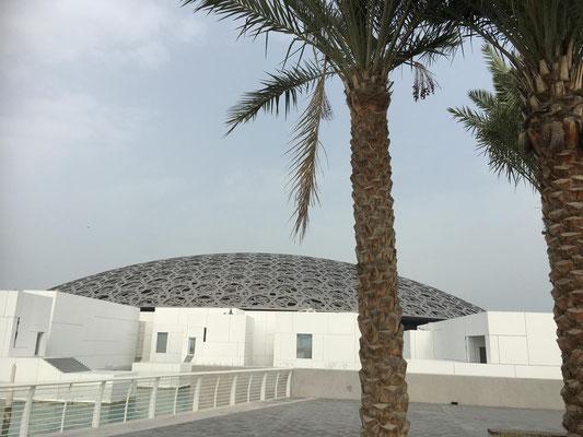 Der Louvre von Abu Dhabi