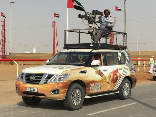 der Kamerawagen
