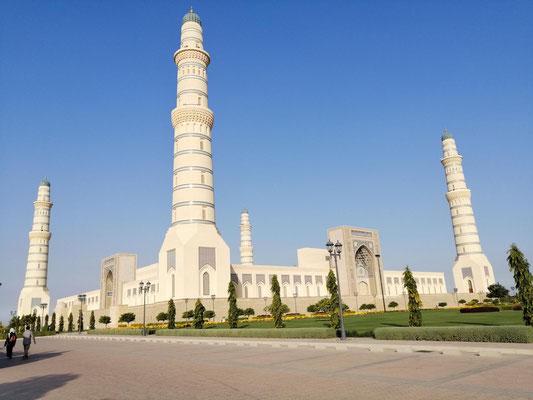 Sultan Qaboos Grand Moschee