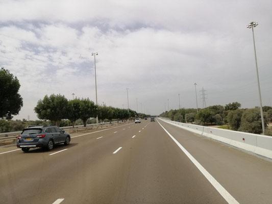 180 km Autobahn