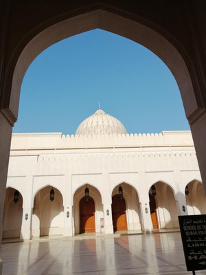 Sultans Moschee Salalah