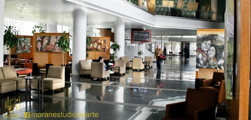 Lobby del salon social CDI