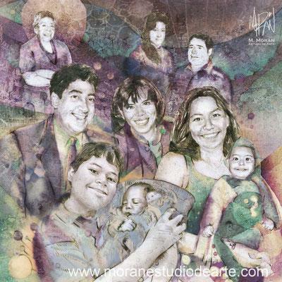 Familia Tellez Cuevas