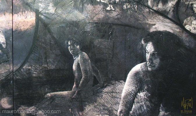 Y tu mamá también, Gael García Bernal, Diego Luna, Mural en la Cinetéca Nacional, 20 años de Cine en México