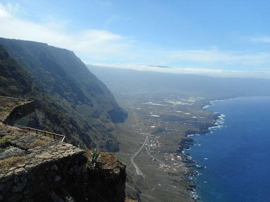 Westlüste von El Hierro - Mirador de la Pena