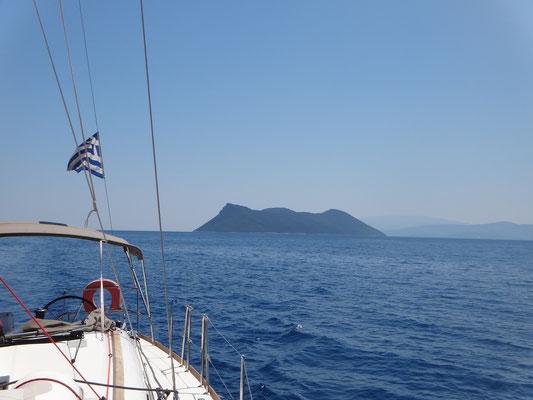 One Way zwischen Athen und Lefkas