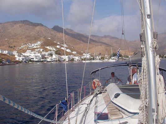 Insel Seriphos, SE-Seite Leivadion