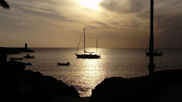 Segeln zwischen Lanzarote und Fuerteventura