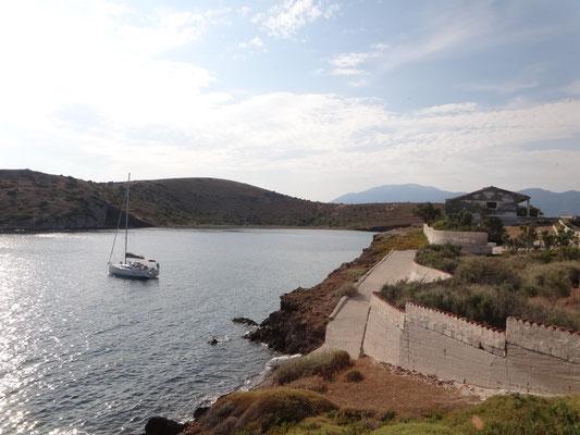 Verlassene Klosterinseln N. Alkionidhes