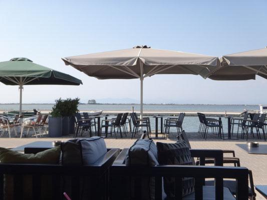 Cafe in Lefkas