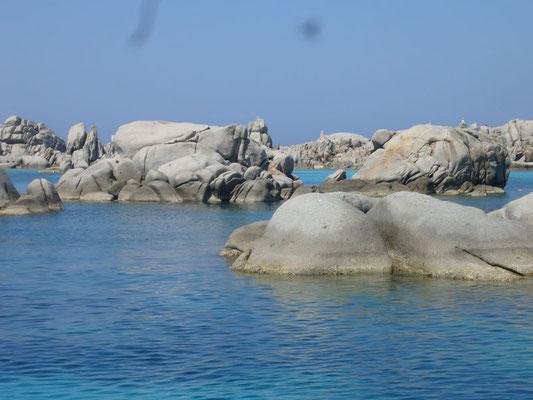 Sardinine - Wunderschönes Segelrevier