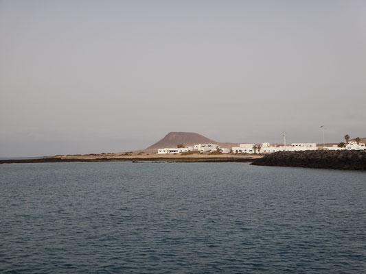 Mit der Yacht nach Graciosa