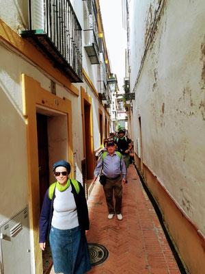 Visite guidée du quartier juif de Séville
