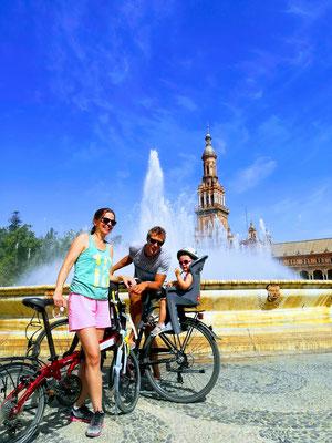 Visite guidée à vélo Séville