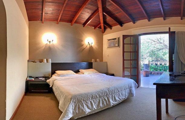 Großes Schlafzimmer en Suite